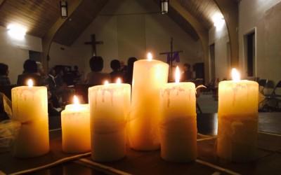 [사진] 세족 목요 예배